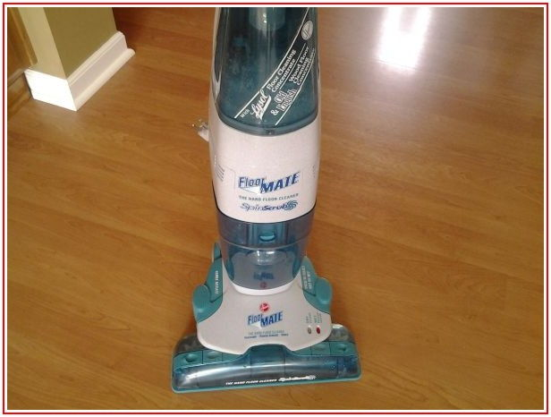 Hoover Floormate Wood Floors