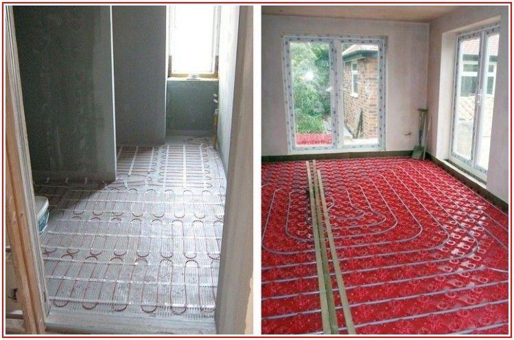 Hot Water Heat In Concrete Floors