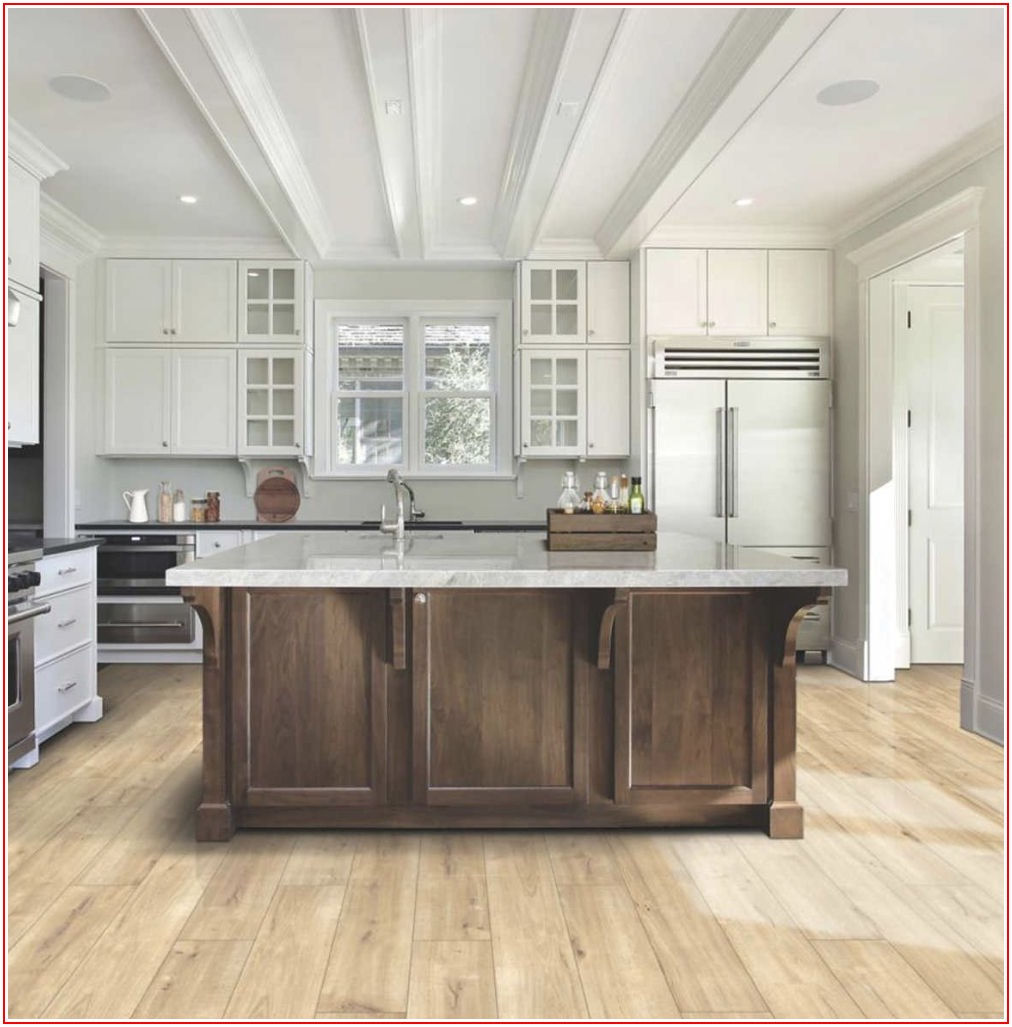Hudson Vinyl Plank Flooring With Attached Pad