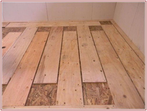Hydronic Heat Hardwood Floors