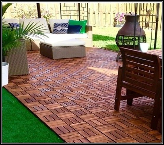Ikea Outdoor Wood Flooring