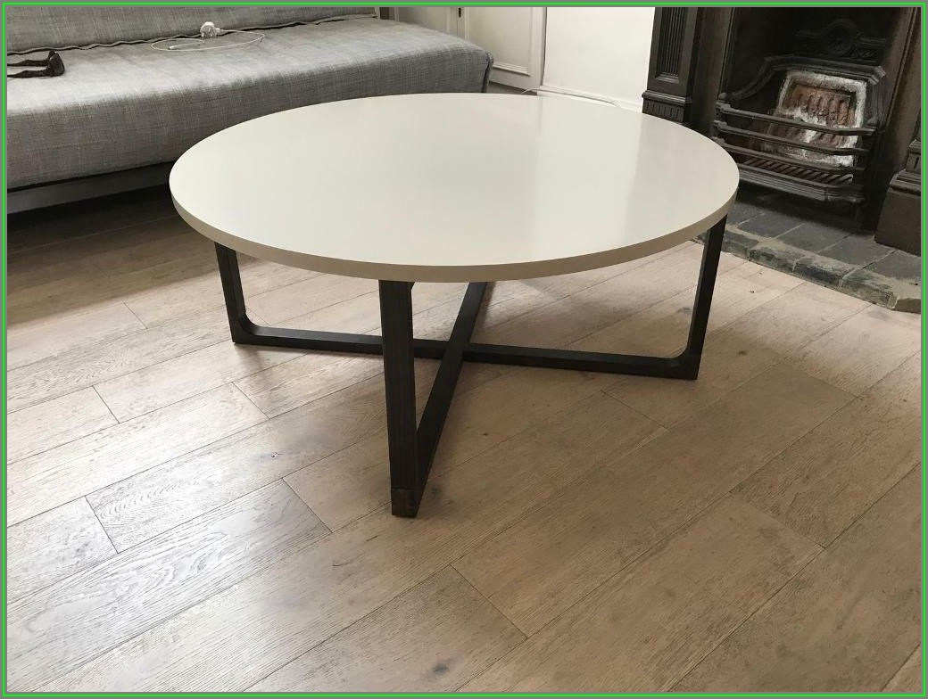 Ikea Round Glass Coffee Table
