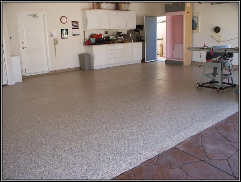 Images Of Epoxy Garage Floors