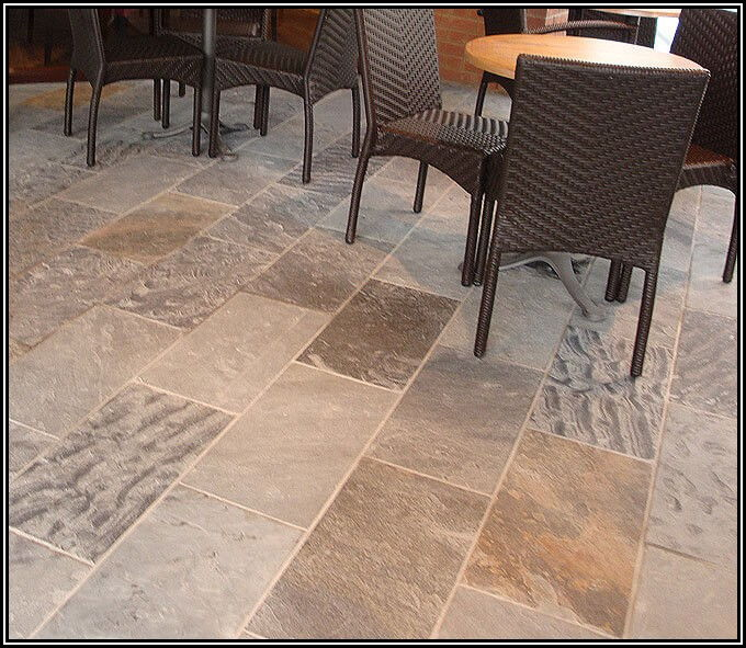 Indoor Natural Stone Flooring
