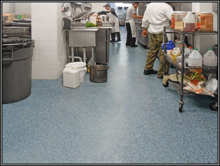 Industrial Kitchen Flooring Options