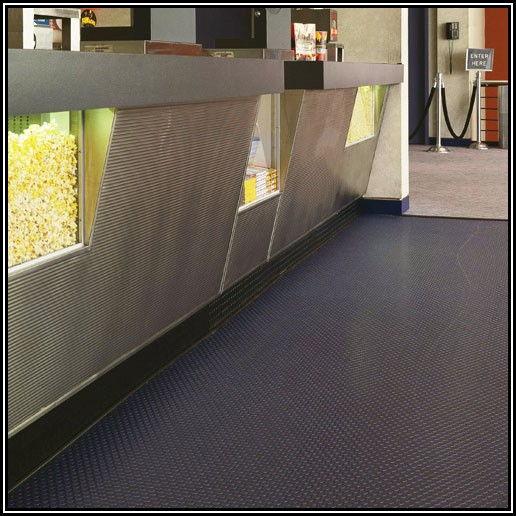 Industrial Vinyl Flooring Rolls