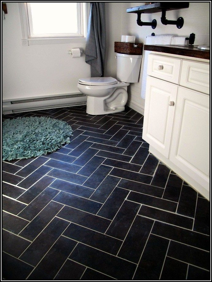 Inexpensive Bathroom Flooring Options