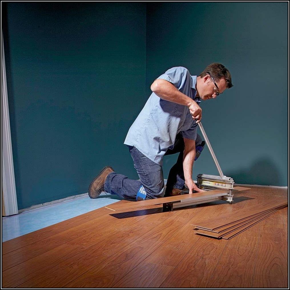 Installing Click Laminate Flooring