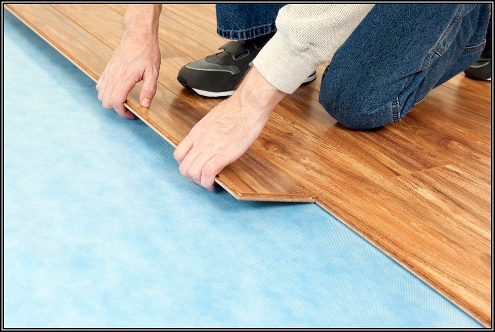 Installing Click Lock Vinyl Plank Flooring