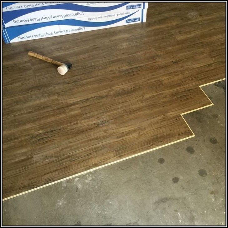 Installing Coretec Plus Flooring