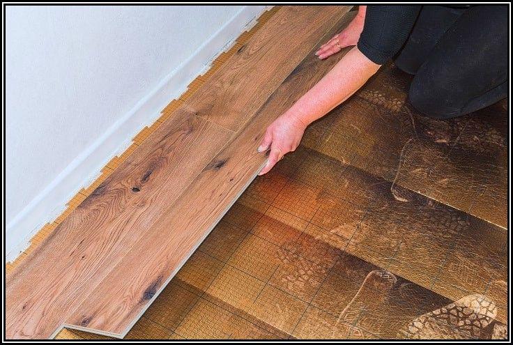 Installing Duralux Vinyl Flooring