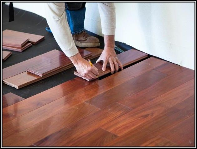 Installing Engineered Hardwood Flooring On Concrete