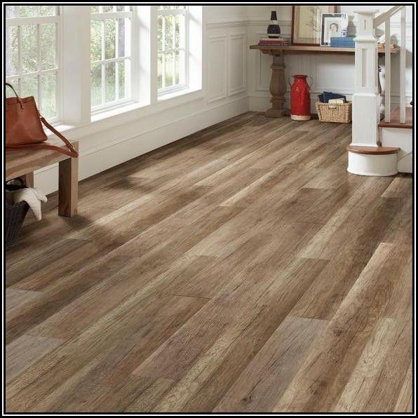 Installing Glueless Laminate Flooring