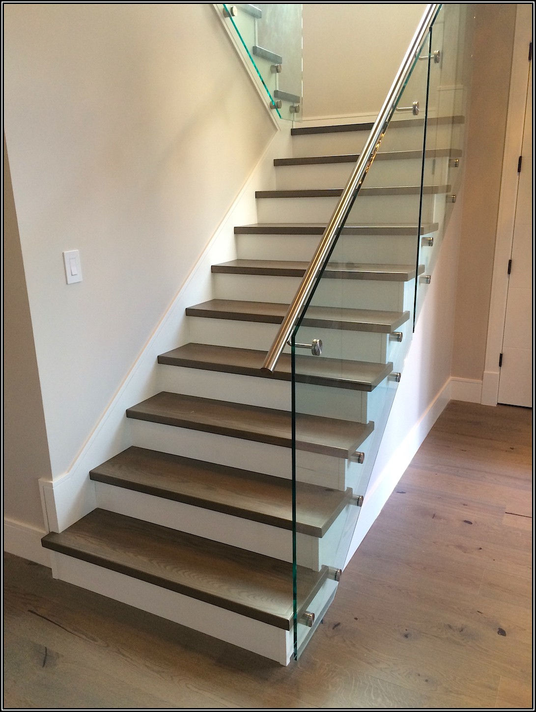 Installing Hardwood Flooring On Stairs