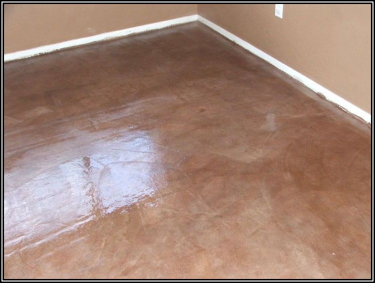 Installing Laminate Flooring In Basement On Concrete