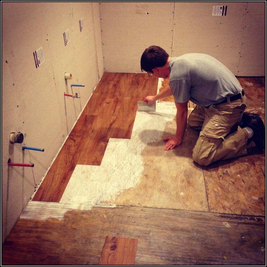 Installing Laminate Flooring Over Vinyl