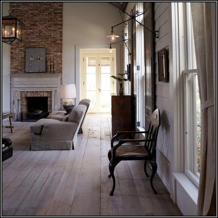 Installing Reclaimed Hardwood Floors