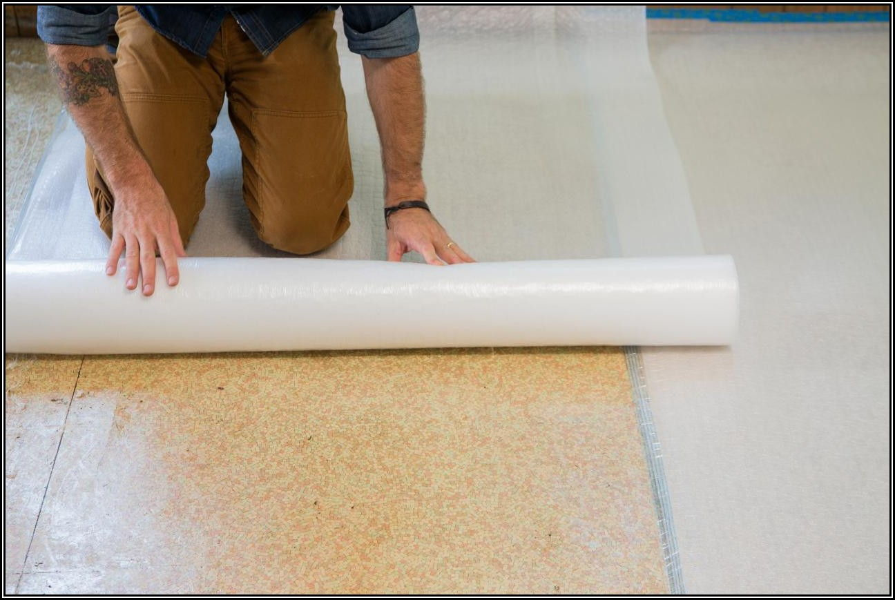 Installing Snap Together Flooring