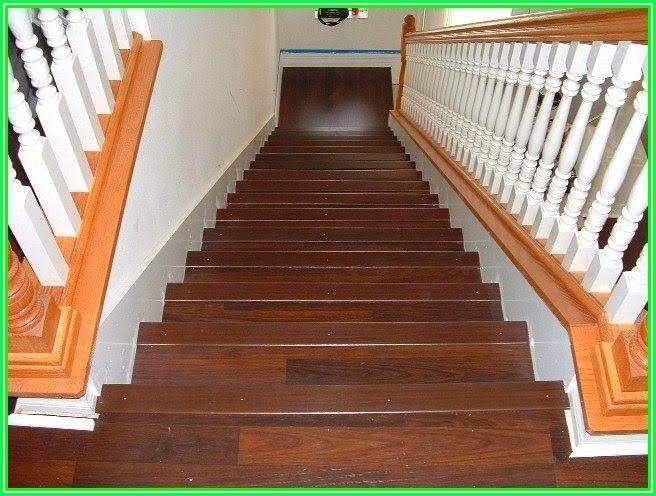Installing Wood Flooring On Stairs
