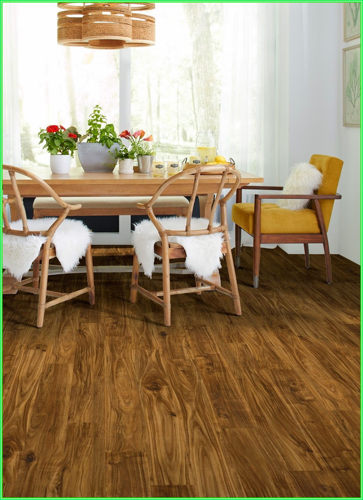 Invincible Vinyl Plank Flooring