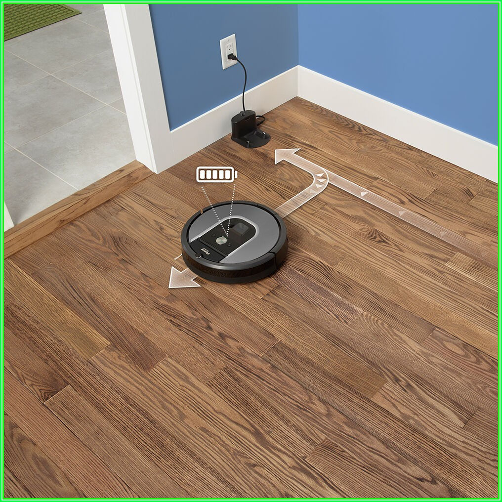 Irobot Roomba 960 Roomba Hardwood Floors