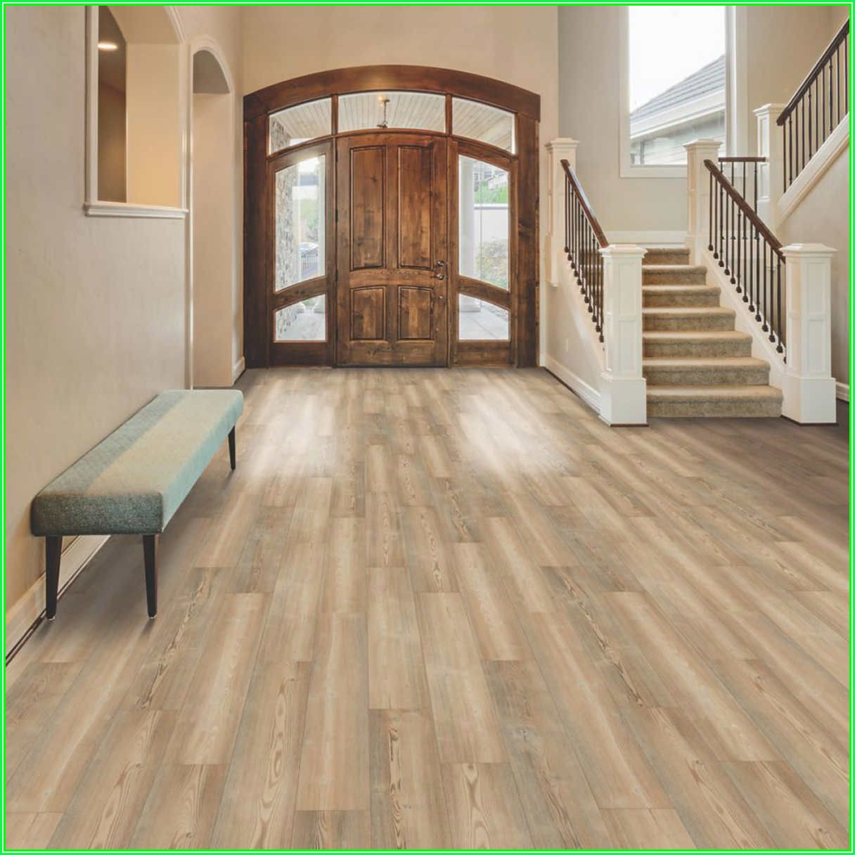 Is All Vinyl Plank Flooring Waterproof