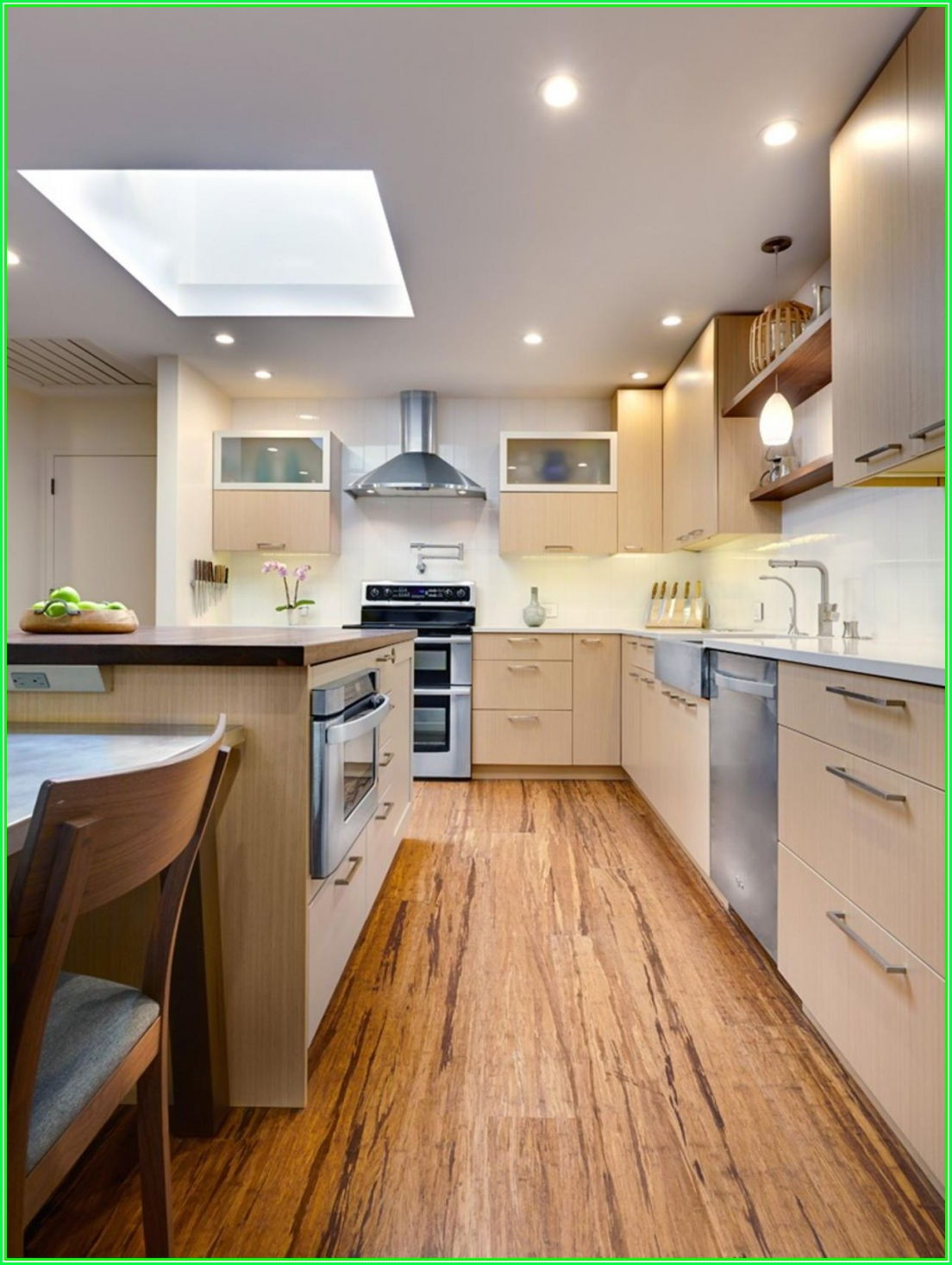 Is Bamboo Flooring A Good Choice For Kitchens