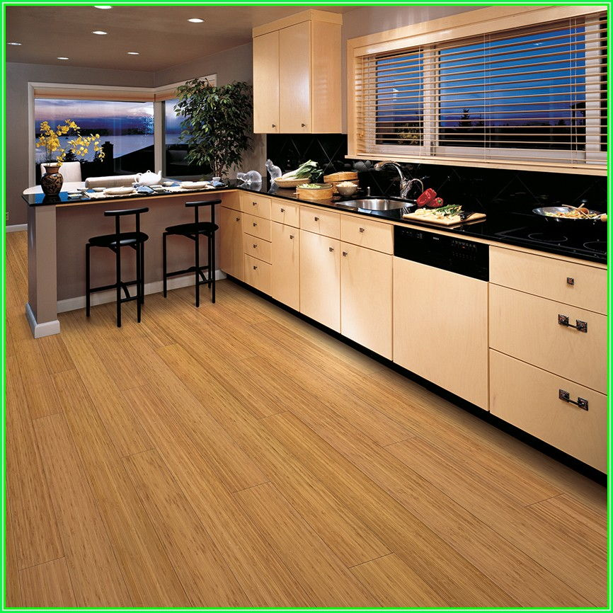 Is Bamboo Flooring Durable For Kitchens