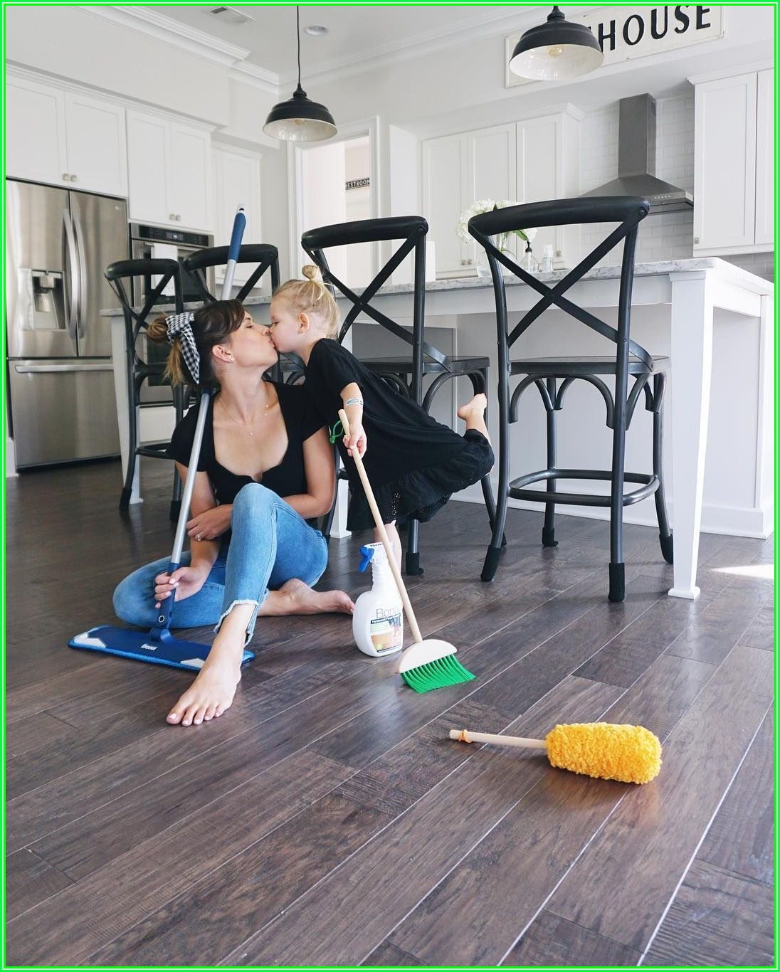 Is Bona Safe For Hardwood Floors