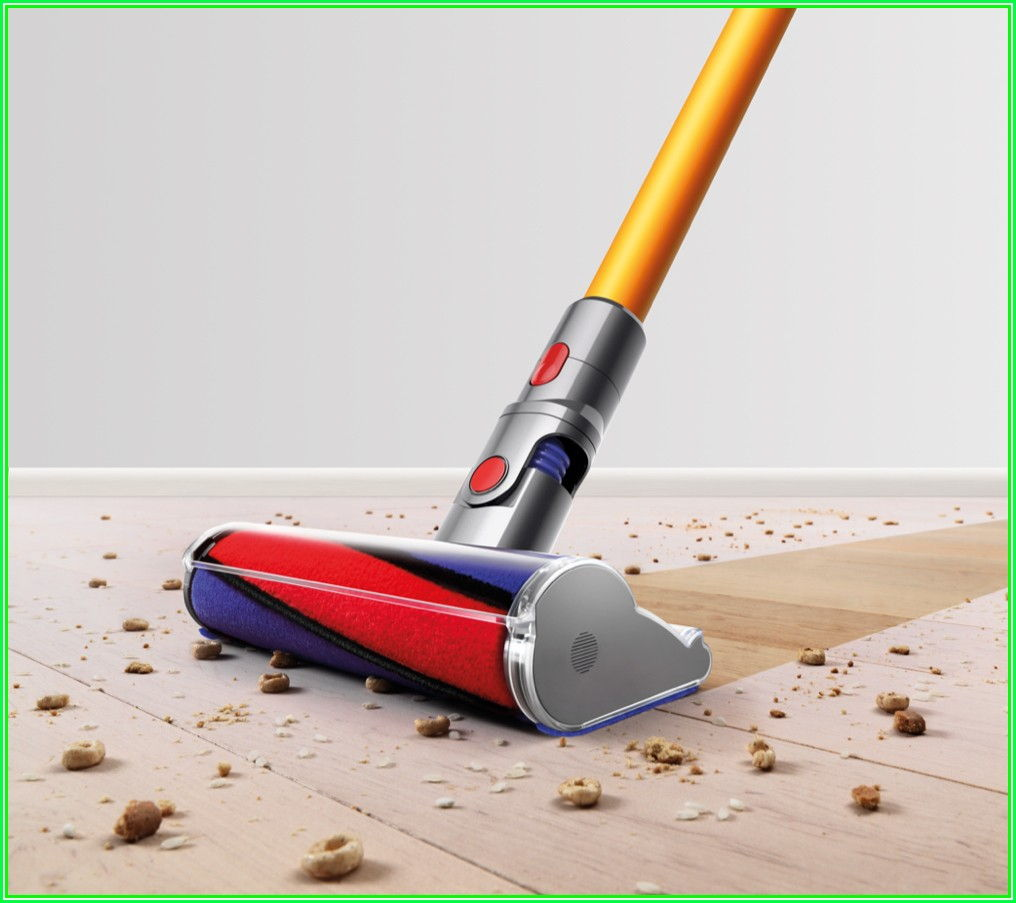 Is Dyson V7 Good For Hardwood Floors