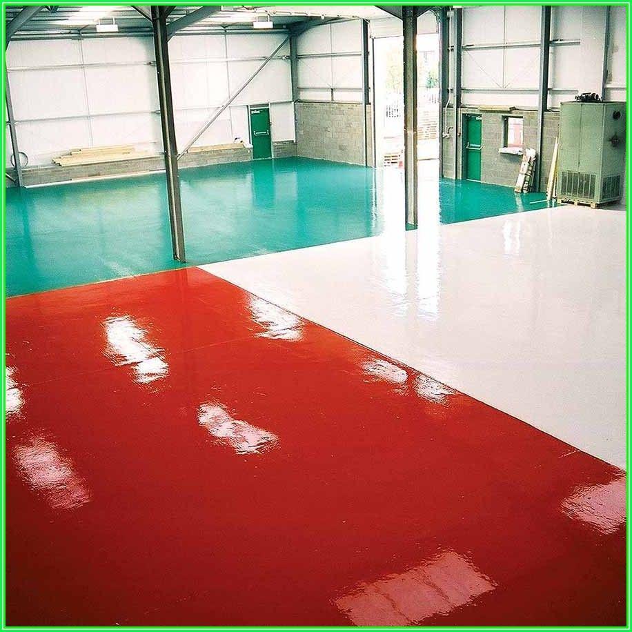 Is Epoxy Flooring Toxic