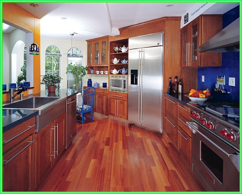Is Hardwood Flooring Good For Kitchens