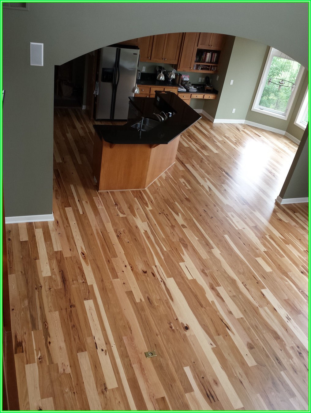 Is Hickory A Good Wood For Flooring