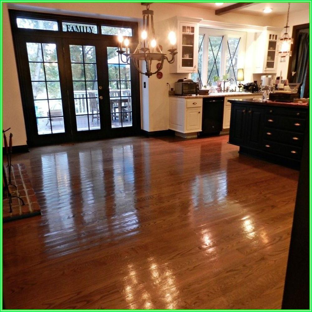 Is It Hard To Refinish Wood Floors