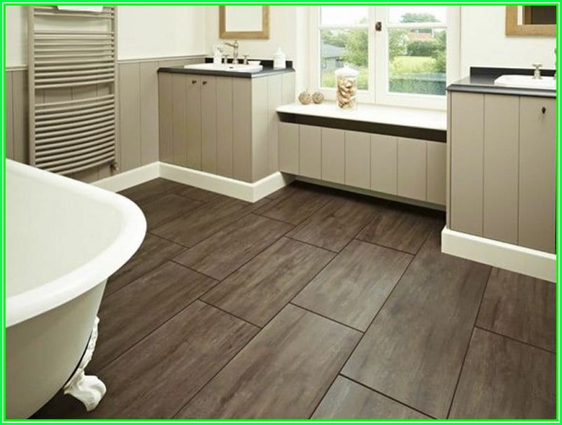 Is Laminate Wood Flooring Good For Bathrooms