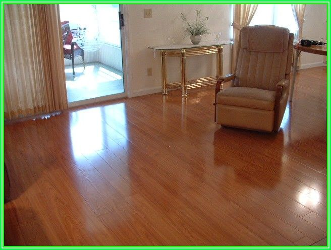Is Laminate Wood Flooring Real Wood