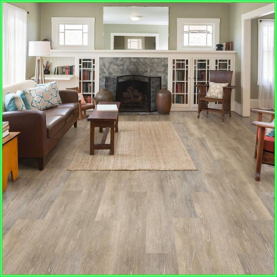 Is Luxury Vinyl Flooring A Good Choice