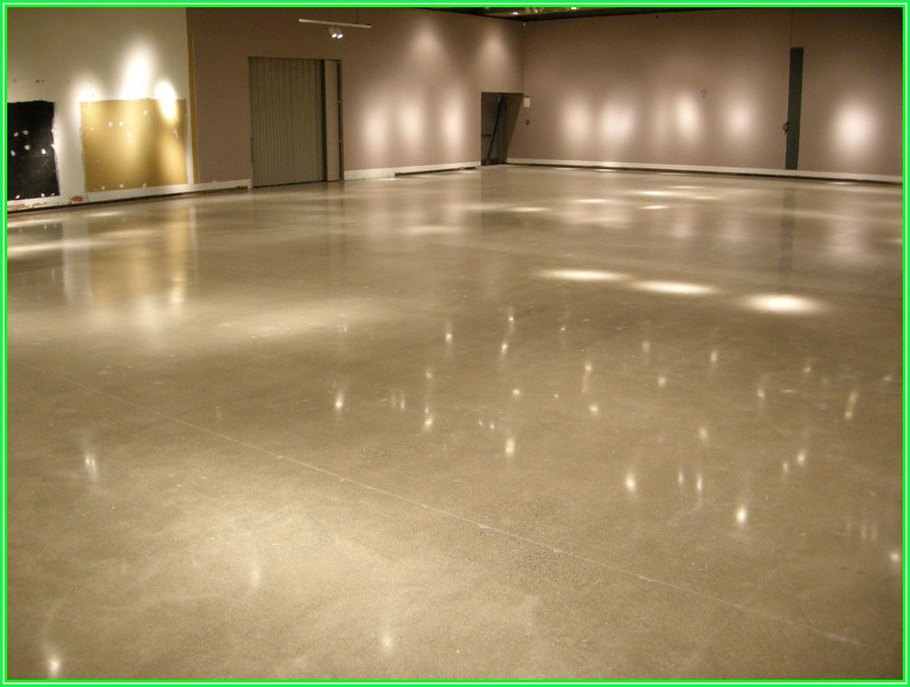 Is Polished Concrete Flooring Expensive