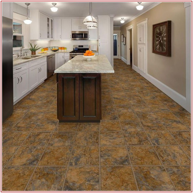 Kitchen Vinyl Flooring Home Depot