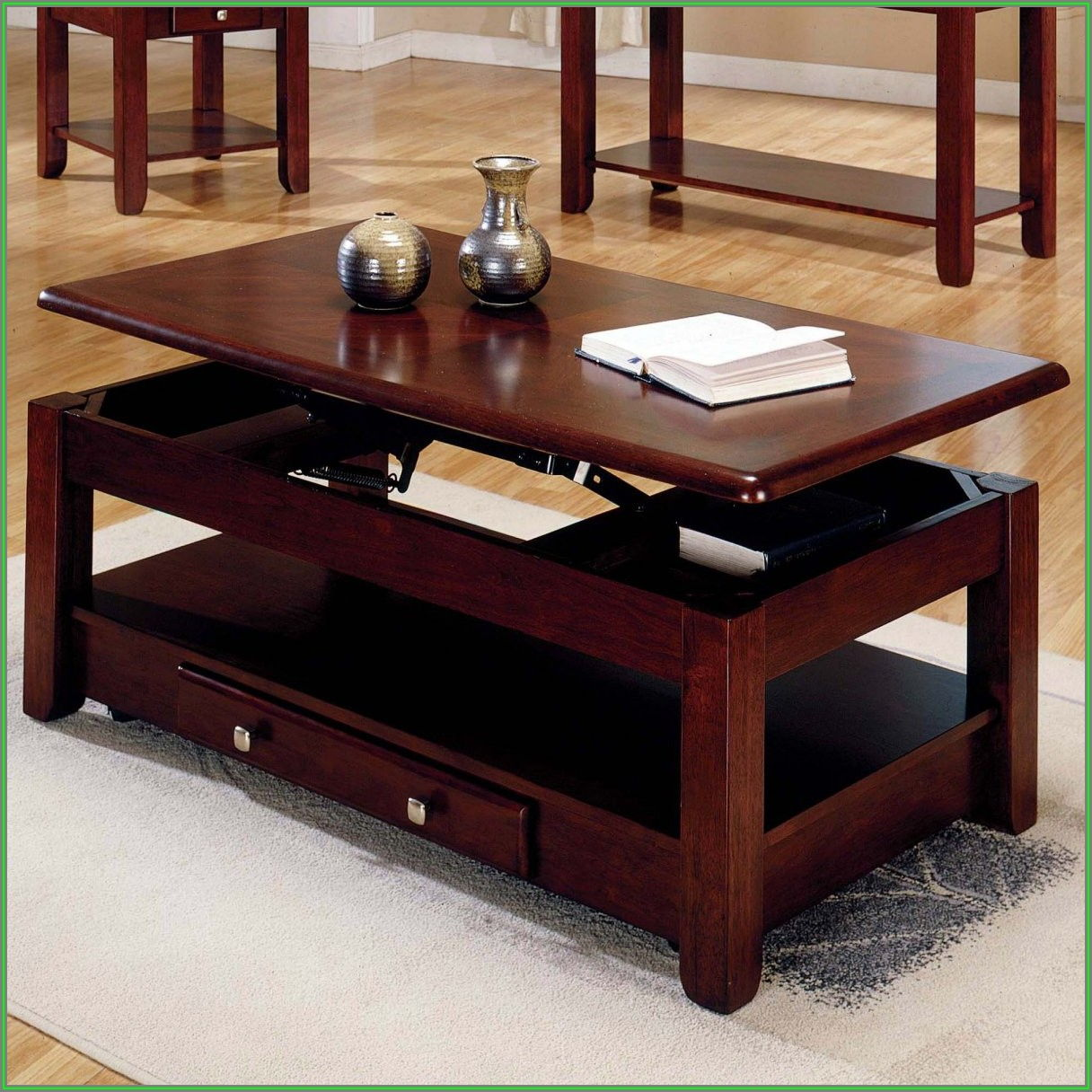 Lift Top Coffee Table Ikea