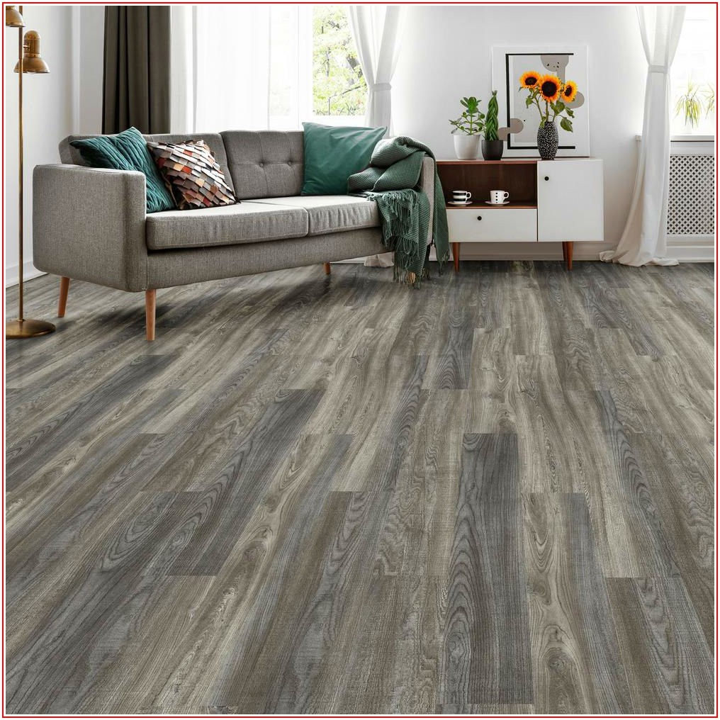 Luxury Vinyl Plank Flooring Home Depot