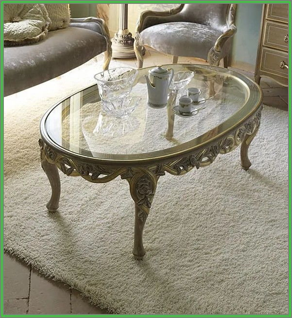 Oval Glass Coffee Table Uk