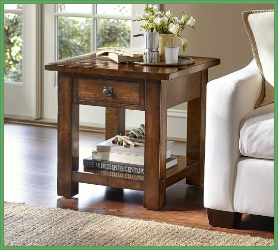 Pottery Barn Coffee Tables And End Tables