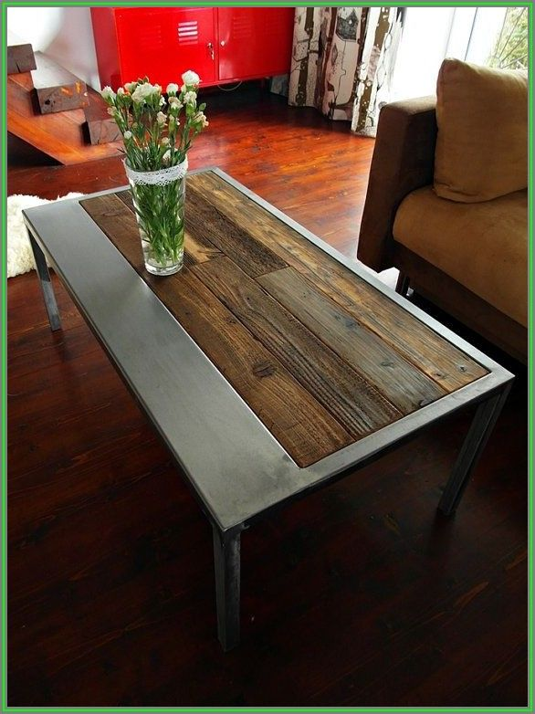 Reclaimed Wood Coffee Table Designs