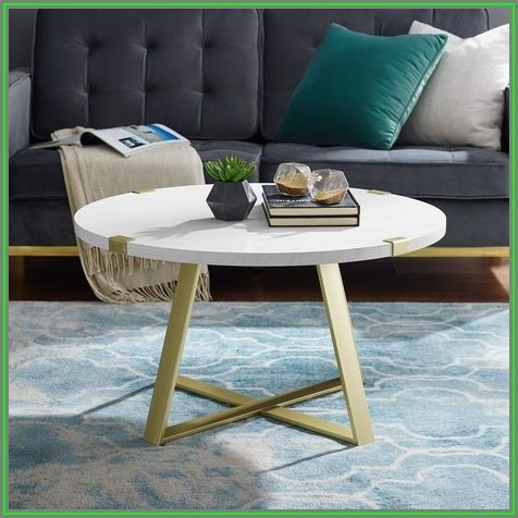 Rustic Round Coffee Table Canada