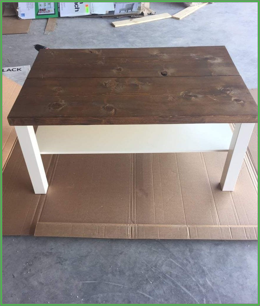 Rustic Round Coffee Table Ikea