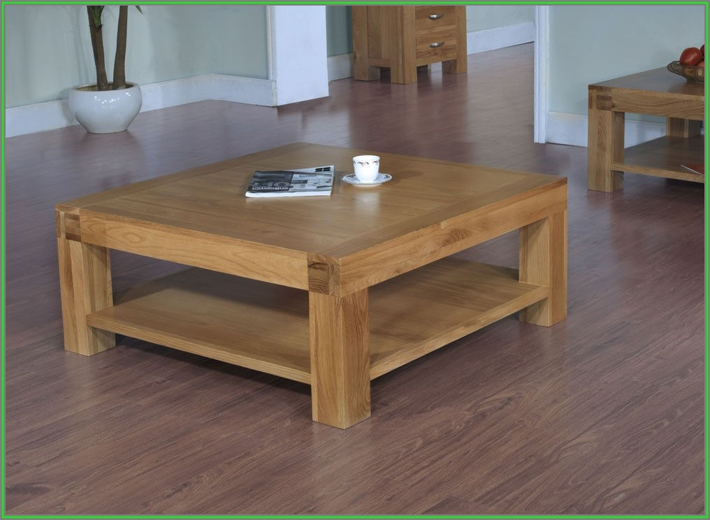 Rustic Square Coffee Table Canada