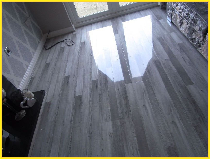 Seattle Grey High Gloss Laminate Flooring