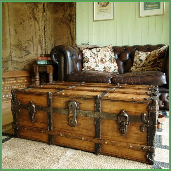 Storage Trunk Coffee Table Uk