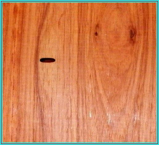Tiny Holes In Hardwood Floors